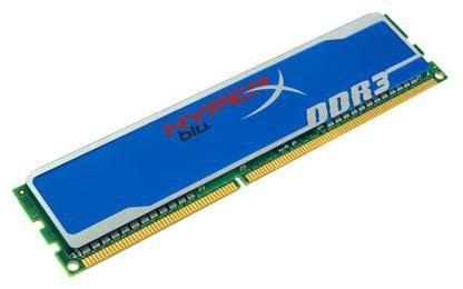 Модуль памяти KINGSTON HYPERX KHX1600C10D3B1/8G DDR3 -  8Гб 1600, DIMM,  Ret