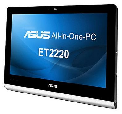 Моноблок ASUS ET2220IUKI, Intel Core i3 3220, 4Гб, 500Гб, Intel HD Graphics 2500, DVD-RW, noOS, черный [90pt00g1000550q ]