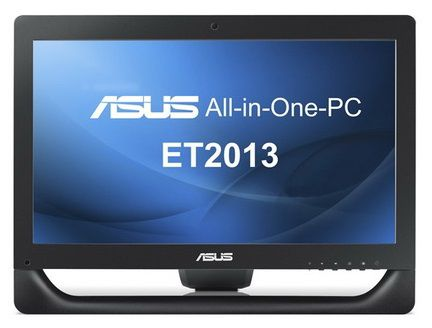 Моноблок ASUS ET2013IUKI, Intel Celeron G645, 2Гб, 500Гб, Intel HD Graphics, DVD-RW, noOS, черный [90pt00e100011vz]