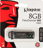 Флешка USB KINGSTON DataTraveler 8Гб, USB3.0, черный [dt111/8gb] вид 4