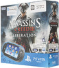 Игровая консоль SONY PlayStation Vita, черный вид 13