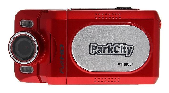 Видеорегистратор PARKCITY DVR HD501 красный [dvr hd501 red]