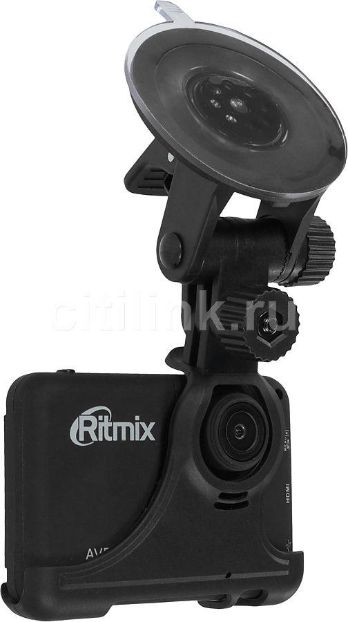 Видеорегистратор RITMIX AVR-740 черный