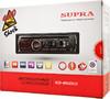 Автомагнитола SUPRA SCD-4002DCU,  USB,  SD/MMC вид 6