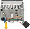 Автомагнитола SUPRA SWD-403,  USB,  SD/MMC вид 4