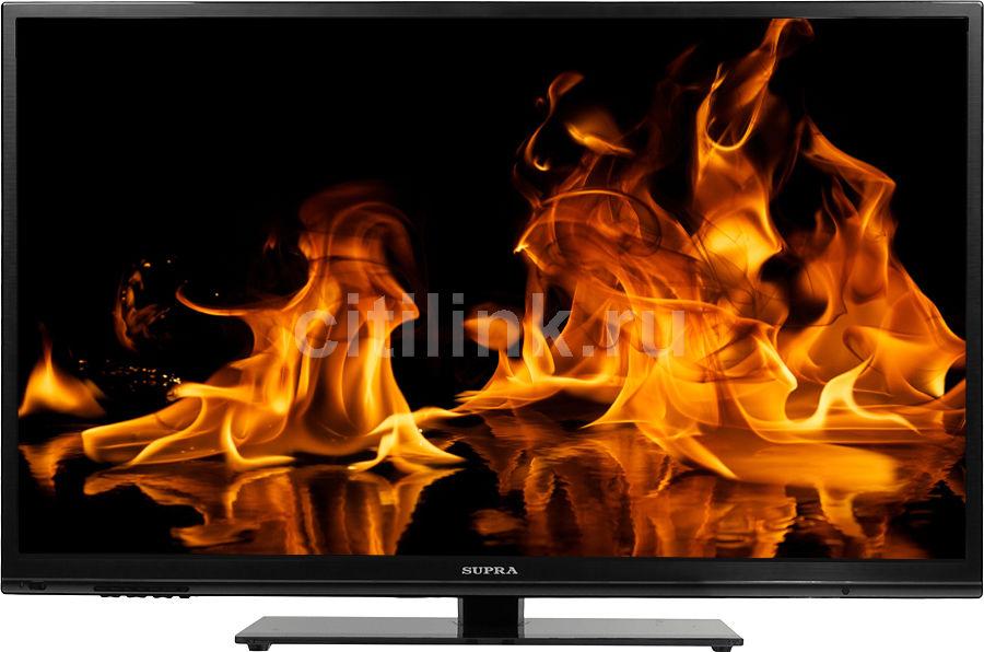 "LED телевизор SUPRA STV-LC39663FL  ""R"", 39"", FULL HD (1080p),  черный"