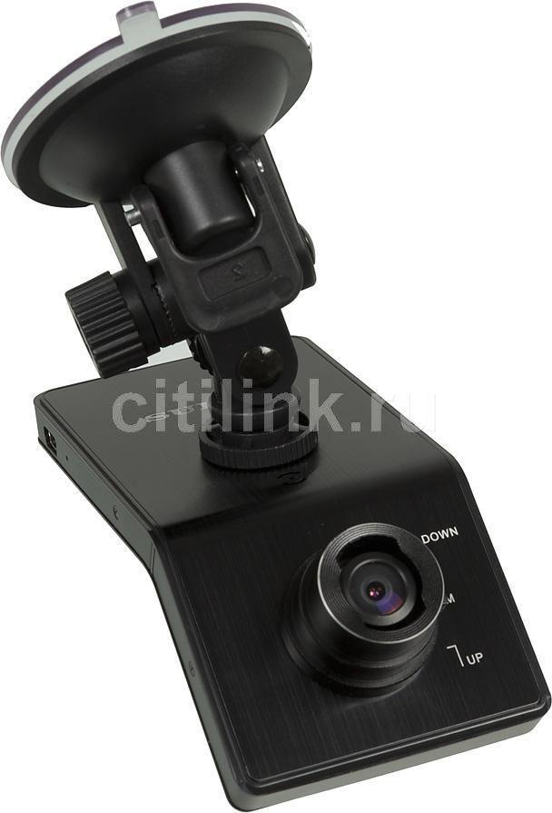 Видеорегистратор SUPRA SCR-533 черный