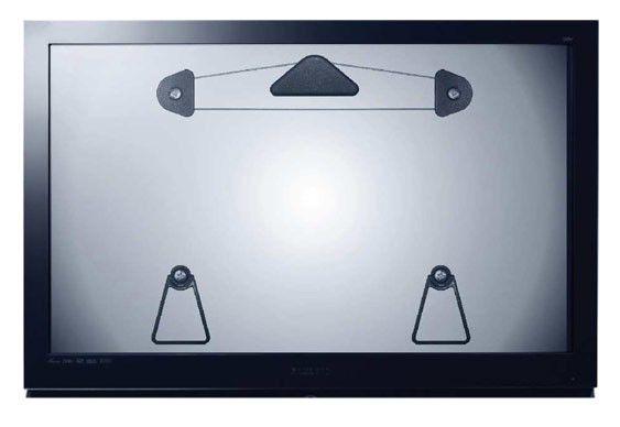 Кронштейн OMB LED FIX,   для телевизора,  26