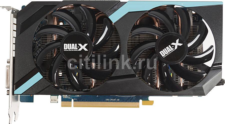Видеокарта SAPPHIRE Radeon HD 7870,  2Гб, GDDR5, lite [11199-19-20g]