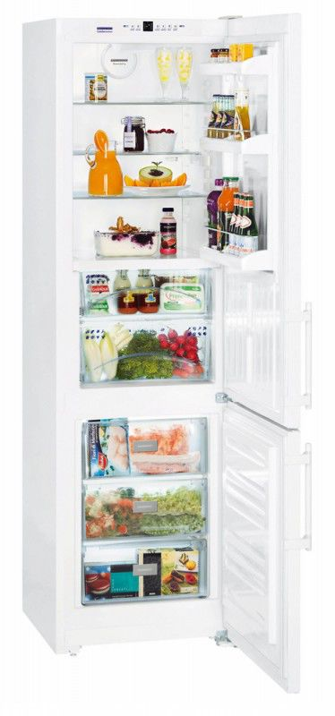 Холодильник LIEBHERR CBP 4013,  двухкамерный,  белый