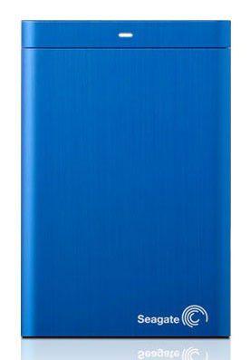 Внешний жесткий диск SEAGATE Backup Plus STBU500202, 500Гб, синий