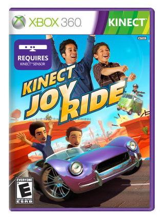 Игра MICROSOFT Kinect Joy Ride для  Xbox360 Eng