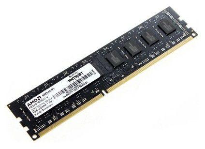 Память DDR3 4Gb 1333MHz AMD (AE34G1339U2-U) OEM