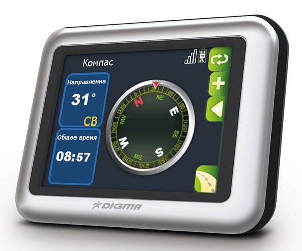 GPS навигатор DIGMA DM351 Allroad,  3.5