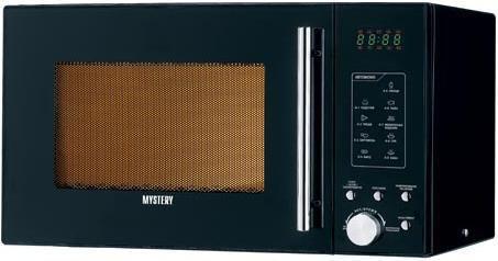 Микроволновая печь MYSTERY MMW-2309GS, черный
