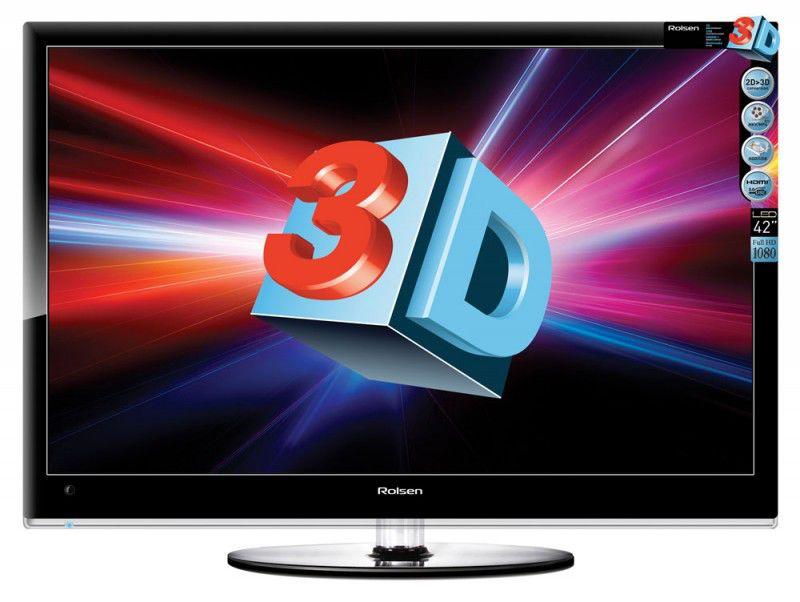 LED телевизор ROLSEN RL-42L700F3D