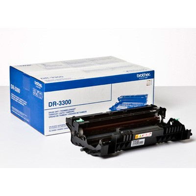 Фотобарабан(Imaging Drum) BROTHER DR3300 для DCP8110/8250/MFC8520/8950Фотобарабаны<br><br>