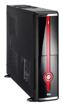 Компьютер  IRU Corp 310,  Intel  Pentium Dual-Core  G630,  DDR3 2Гб, 500Гб,  Intel HD Graphics,  DVD-RW,  Windows 7 Professional,  черный