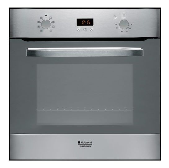 Духовой шкаф HOTPOINT-ARISTON 7OFH 837 C IX,  серебристый
