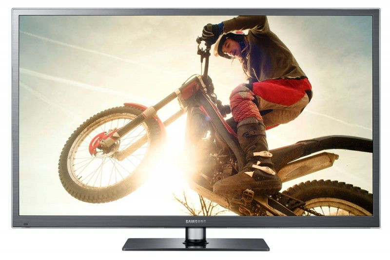 "Плазменный телевизор SAMSUNG PS51E6507E  ""R"", 51"", 3D,  FULL HD (1080p),  черный"