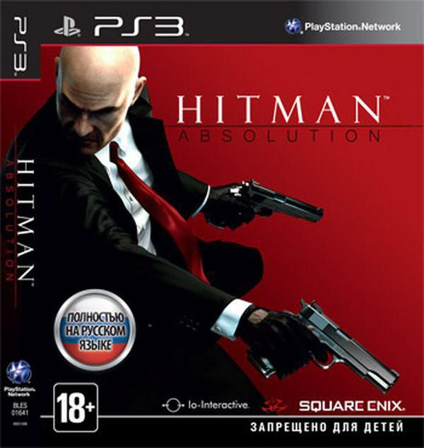 Игра SONY Hitman Absolution для  PlayStation3 Rus