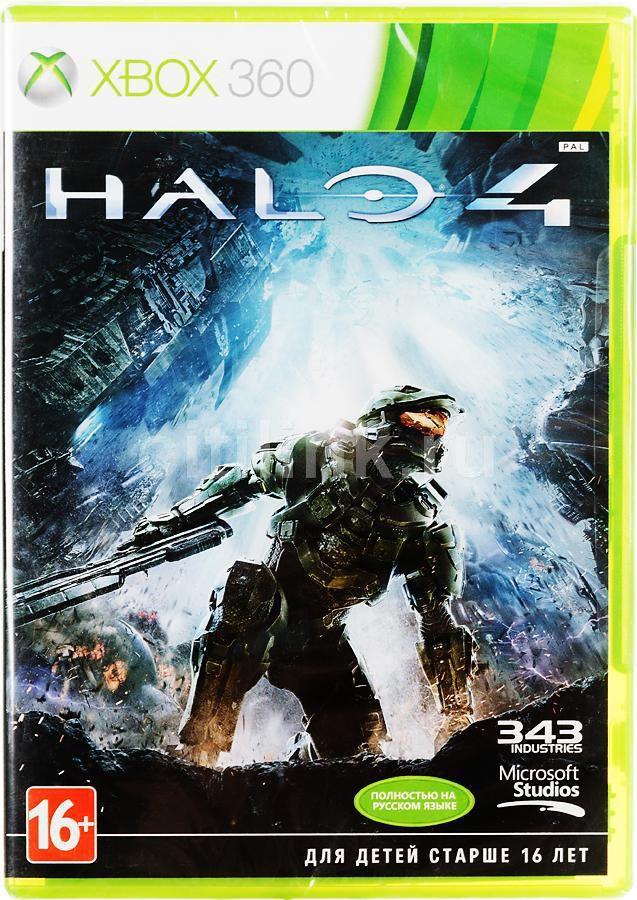 Игра MICROSOFT Halo 4 для  Xbox360 Rus