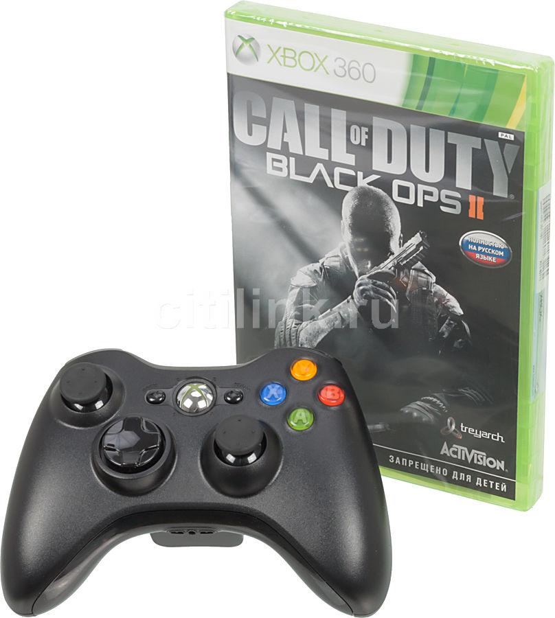 Беспроводной контроллер MICROSOFT Xbox 360 [gta-00136]