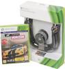 Беспроводной руль MICROSOFT Xbox 360, черный [2zj-00040] вид 1