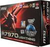 Видеокарта MSI Radeon HD 7970,  3Гб, GDDR5, OC,  Ret [r7970 lightning be] вид 7