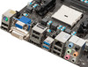 Материнская плата MSI FM2-A75MA-E35 Socket FM2, mATX, Ret вид 4