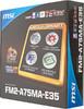 Материнская плата MSI FM2-A75MA-E35 Socket FM2, mATX, Ret вид 6
