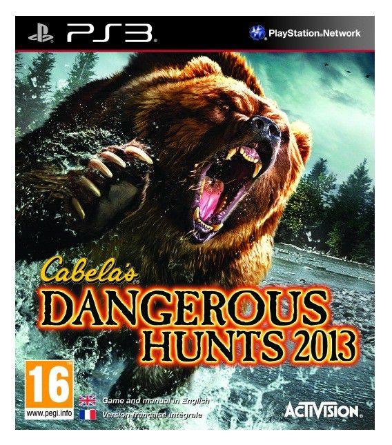 Игра SONY Cabela`s Dangerous Hunts 2013 для  PlayStation3 Eng