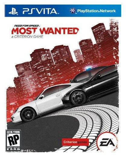 Игра SONY Need for Speed: Most Wanted для  PlayStation Vita Rus