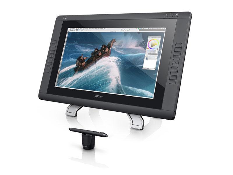 Графический планшет WACOM Cintiq 22 DTK-2200 черный