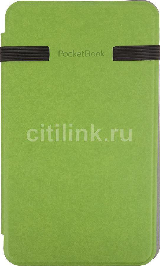 Обложка POCKETBOOK Vigo World (VWPUC-U7-GN-BS), зеленый