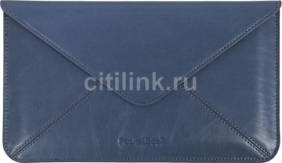 Чехол POCKETBOOK Vigo World, синий