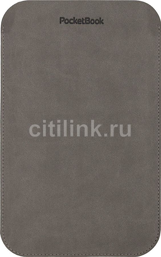 Чехол POCKETBOOK Vigo World (VWPUSL-U7-GY-DT), серый