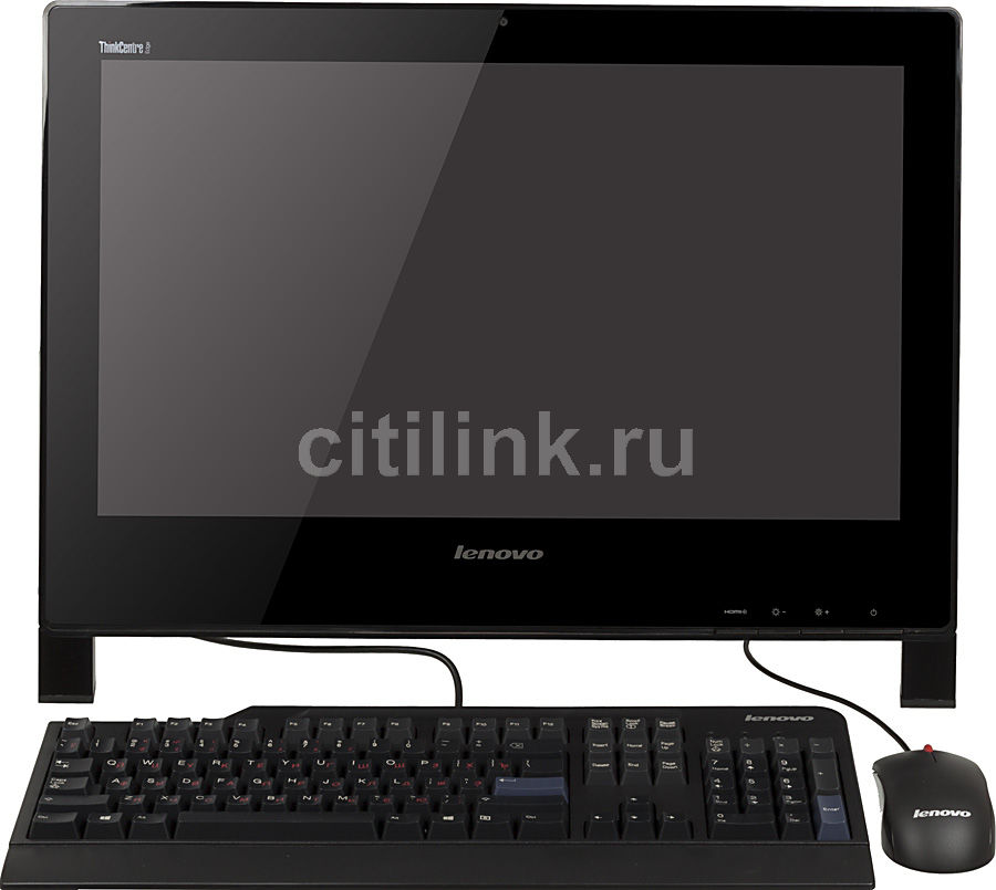 Моноблок LENOVO ThinkCentre Edge 92z, Intel Pentium G645, 4Гб, 500Гб, Intel HD Graphics, DVD-RW, Windows 8 Professional, черный [rbafhru]