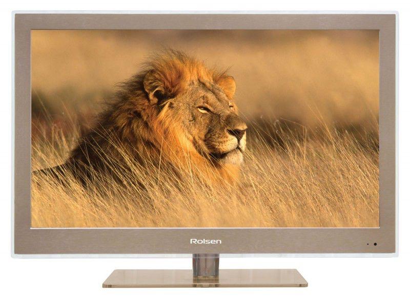 LED телевизор ROLSEN RL-19L1005UBR