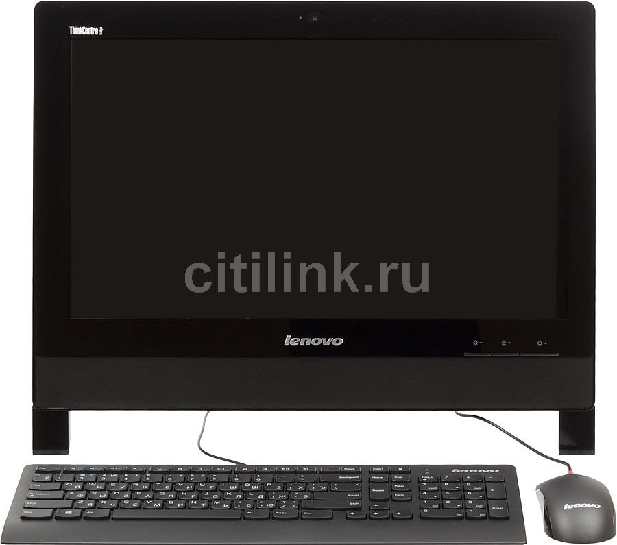 Моноблок LENOVO ThinkCentre Edge 72z, Intel Pentium G645, 4Гб, 500Гб, Intel HD Graphics, DVD-RW, Windows 8, черный [rckjeru]