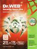 ПО Dr.Web Security Space Pro 2 ПК/2 года (AHW-B-24M-2-A2) АКЦИЯ «Восьмое измерение» вид 1