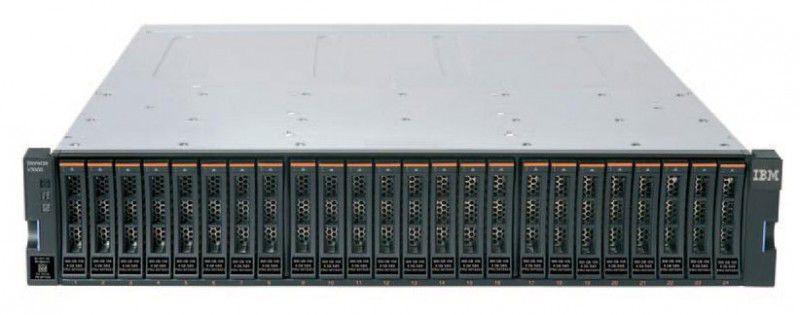 Система хранения IBM Storwize V3700 (2072L2C) LFF Dual Control Enclosure 12xBay SAS HS 3.5