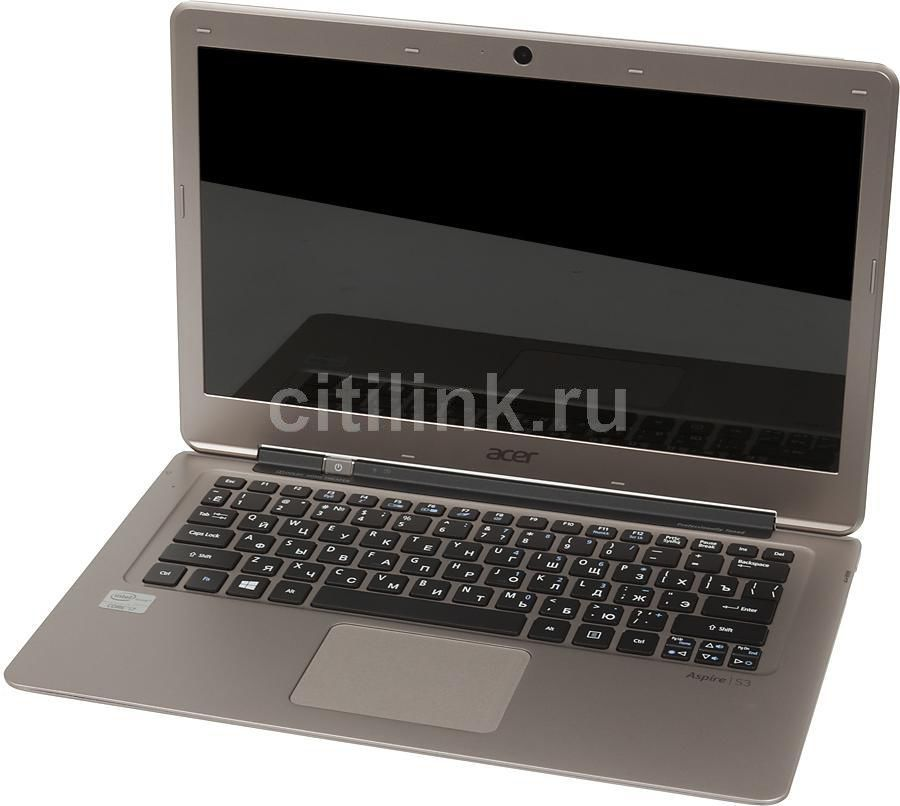 DRIVER FOR ACER ASPIRE S3-391 INTEL CHIPSET