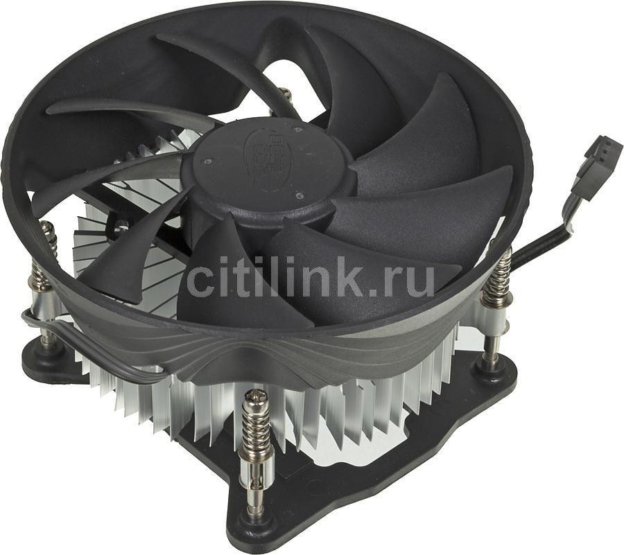 Вентилятор Deepcool THETA 115 Soc-1150/1155/1156 3pin 21dB Al 65W 318g винты(Б/У)