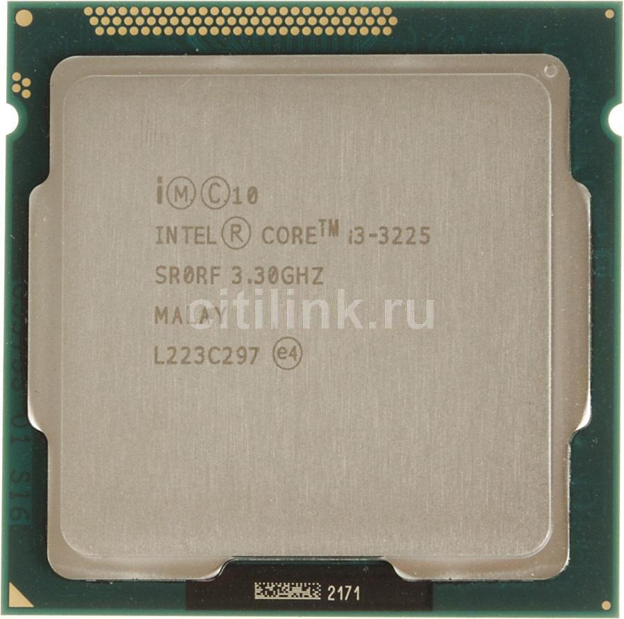 Процессор INTEL Core i3 3225, LGA 1155 OEM [cpu intel lga1155 i3-3225 oem]