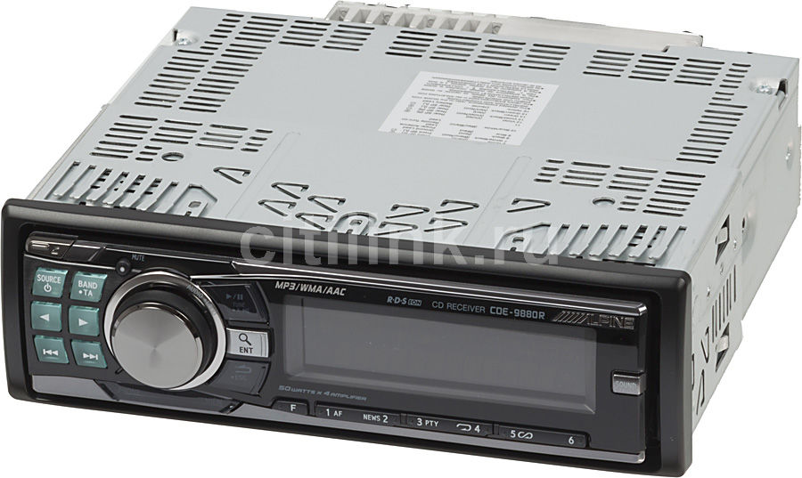 Автомагнитола ALPINE CDE-9880R,  USB