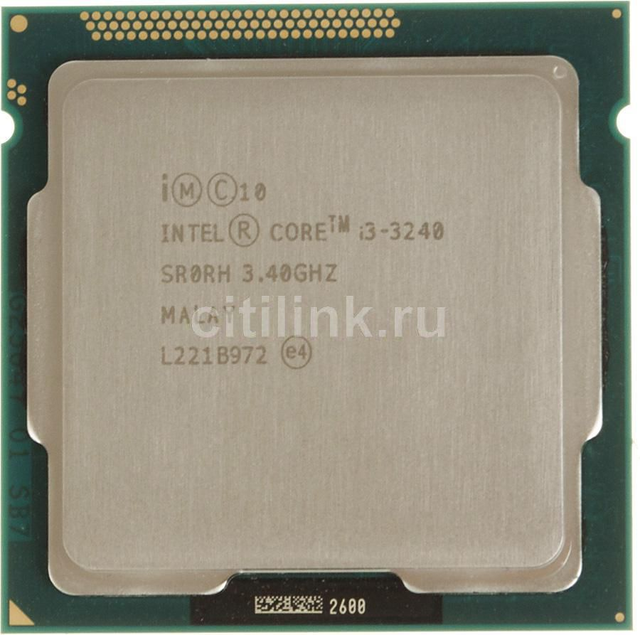 Процессор INTEL Core i3 3240, LGA 1155 OEM
