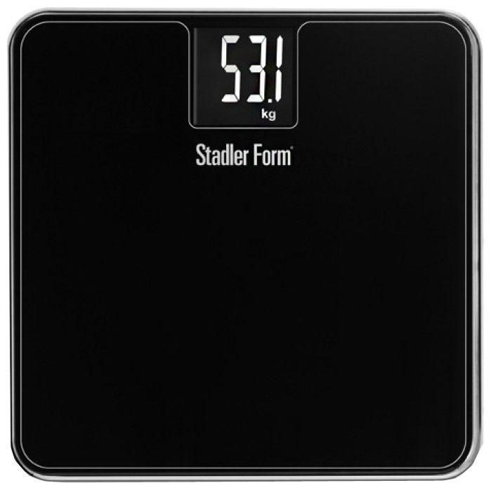 Весы напольные электронные Stadler Form SFL.0012 макс.180кг черный