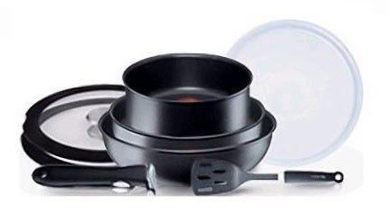 Набор посуды TEFAL Ingenio L3549872,  10 предметов