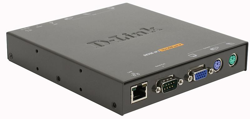 Переключатель KVM D-Link DKVM-IP1 1xPC port